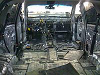 Полная шумоизоляция салона автомобиля