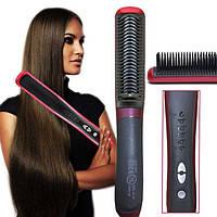 Расческа выпрямитель Hair straightener hot 908