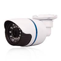 Аналоговая Камера видеокамера  видеонаблюдения уличная  1200TVL металлическая