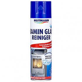 Камин гласрайнигер очиститель каминного стекла Heitmann 500мл