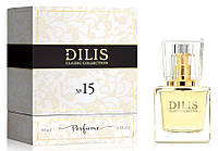 Духи экстра Dilis Parfum Classic Collection No.15 (Chanel №5 Chanel) 30 мл