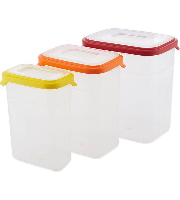 Набор контейнеров для хранения 3 предмета Joseph Joseph 81013