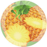 Oplus Pineapple (Ананас) жидкость для электронных сигарет