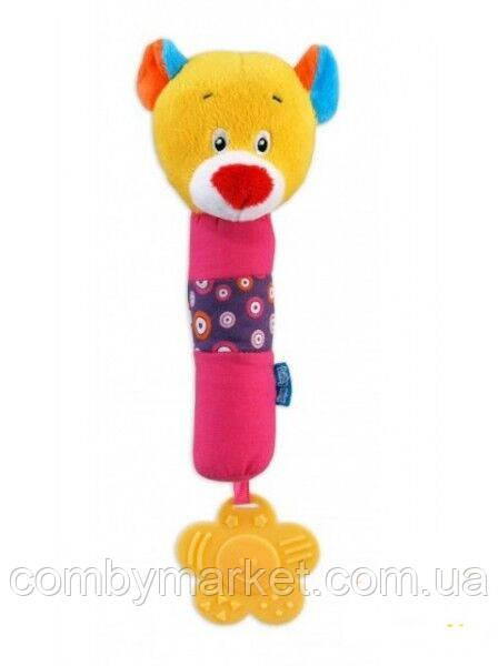 Плюшевая игрушка Baby Mix TE-8203Q-18B Мишка