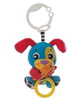 Трясущаяся игрушка-подвеска Playgro Собачка
