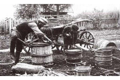 История бондарного ремесла