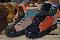 Женские ботинки Parrot