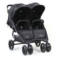 Черная коляска для двойни Valko baby Snap Duo, фото 1