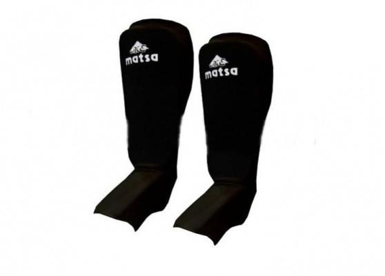 Защита для ног х/б черная