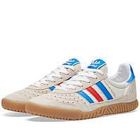 Оригинальные  кроссовки Adidas SPZL Indoor Super Chalk White & Bright