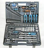 """Универсальный набор инструментов 143 предмета 1/4"""" и 1/2"""" 6-гранный LICOTA (ALK-8009F)"""