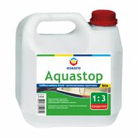 Грунтовка Aquastop Bio 1:3 Eskaro 0.5л – Антиплесневый Грунт, Грунт - концентрат (Аквастоп Био)