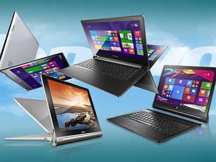 Ноутбуки, ультрабуки, компьютеры и планшеты