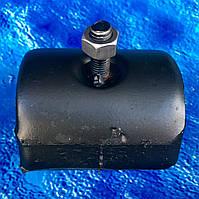 Подушка дополнительной рессоры (подрессорника) с добавлением каучука ГАЗ-53/3307, ГАЗЕЛЬ, 52 2913428