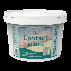 Адгезионный грунт Contact Grunt Eskaro 1.2кг