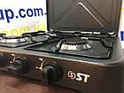 Газовая плита таганок Пьеза Розжиг ST 63-401AG, фото 3