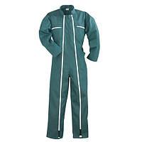 Комбинезон рабочий FACTORY 2 zipper, зеленый. Размер ХХL