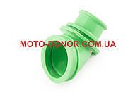 """Патрубок воздушного фильтра на скутер   Suzuki LET'S   """"KOMATCU""""   (зеленый)"""