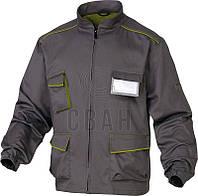 Куртка Delta Plus M6VES, цв.серый-зеленый