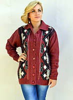 Оригинальный батальный свитер