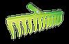 Грабли витые 10 зубцов с держаком VERANO