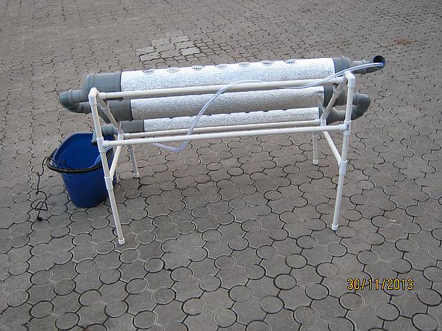 Гидропонная система.