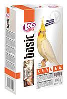 LoLo Pets Полнорационный корм для средних попугаев