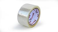 Скотч упаковочный прозрачный белый, 48 мм*100 м