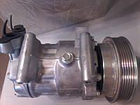Компрессор кондиционера на Hyundai Sonata 2.0i 16v реставрированный, фото 1