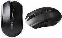 Мышь A4Tech G3-200N 1000dpi Black, USB V-TRACK