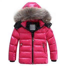 Зимние комбинезоны, куртки, шубы, пальто для детей