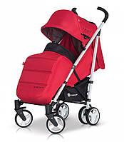 Детская прогулочная коляска EURO-CART MORI scarlet