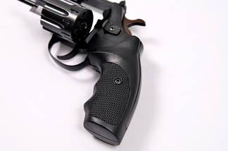 Револьвер Safari РФ 431, пластик. Револьвер под патрон Флобера. Револьверы Латэк. , фото 3