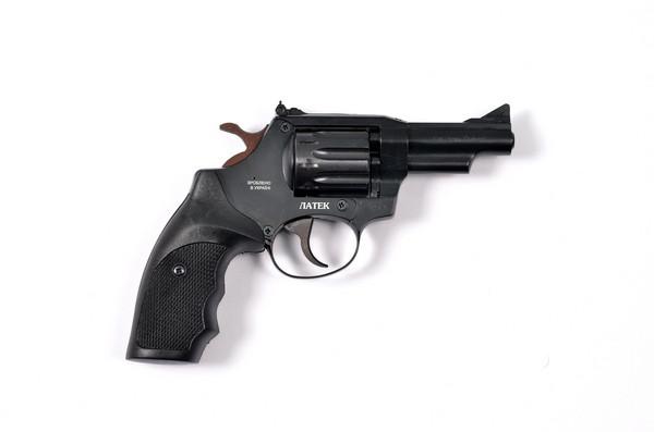 Револьвер Safari РФ 431, пластик. Револьвер под патрон Флобера. Револьверы Латэк.