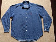 Рубашка джинсовая POLO RL р. L