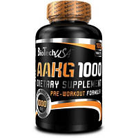 AAKG 1000 мг 100 табл. (пампинг)