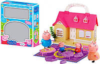 Игровой набор домик Свинка Пеппа PP-562