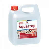 Грунтовка Aquastop Professional Eskaro 0.5л – Грунт Концентрат, Укрепляющий грунт для стен (Аквастоп)
