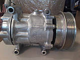 Компрессор кондиционера Renault Kangoo1.5 dCi / 1.6 16V (2008- )/ Megane II / Scenic II, фото 2