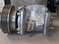 Компрессор кондиционера Nissan Qashqai 1.5 dCi / Micra III (K12), Note (E11), Juke (F15), Tiida (C11X)