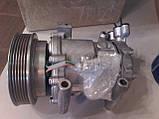 Компрессор кондиционера Renault Kangoo1.5 dCi / 1.6 16V (2008- )/ Megane II / Scenic II, фото 5