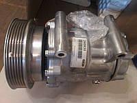 Компрессор кондиционера Renault Kangoo1.5 dCi / 1.6 16V (2008- )/ Megane II / Scenic II, фото 1