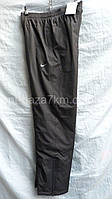 Спортивные штаны мужские плащевка на флисе L—4XL купить оптом в Украине 7км