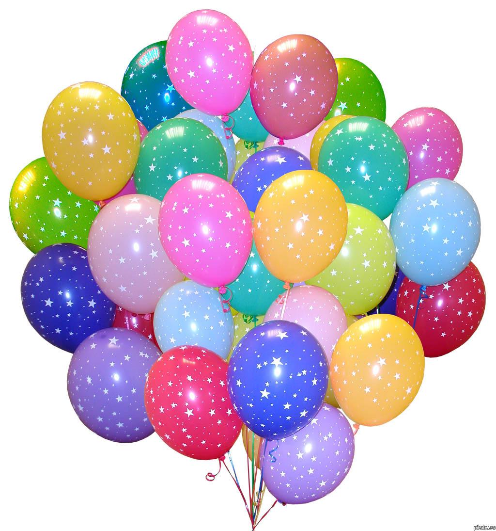 Воздушные шарики в Днепре