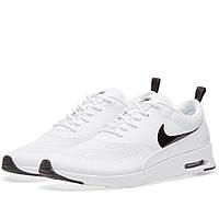 Оригинальные  кроссовки Nike W Air Max Thea White & Black