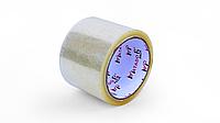 Скотч упаковочный прозрачный белый, 72 мм*66 м