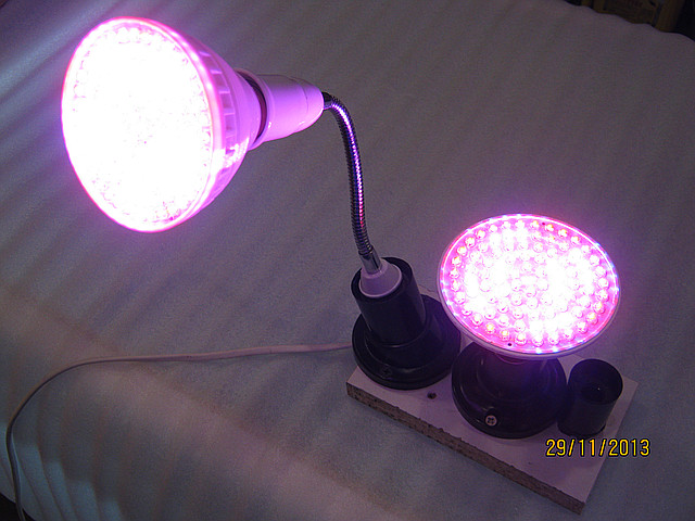Лампа для роста растений светодиодная 5 ВТ.