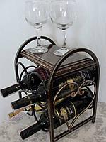 """Подставка для вина """"Love is""""  -  053"""