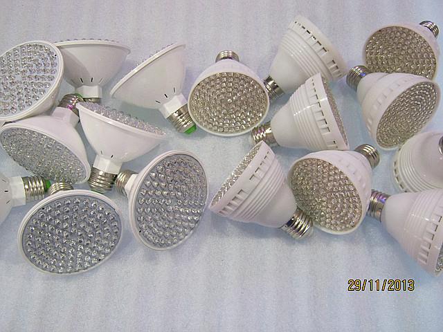 Фито лампы для роста растений.Лампа для растений 5 ВТ.