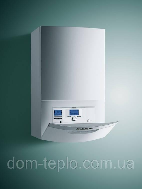 Котел газовый конденсационный двухконтурный  Vaillant ecoTEC plus VUW INT 246/5-5  20 кВт (25 кВт ГВП)
